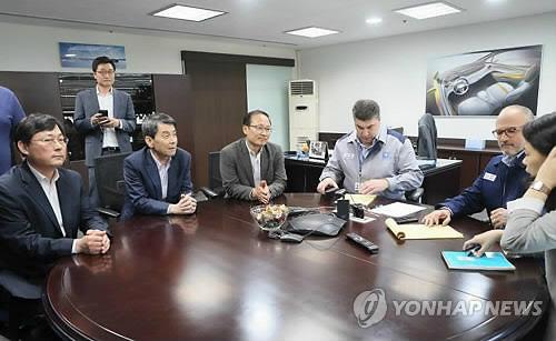 """한국GM 실사보고서…""""경영정상화 합의하면 2020년 흑자전환"""""""
