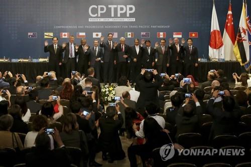트럼프가 재가입 퇴짜놓은 TPP…아세안이 합류해 덩치 키우나