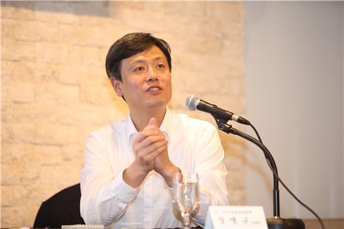 """장병규 4차위원장 """"한국 경제, 혁신 안 하면 혁신 당할 것"""""""