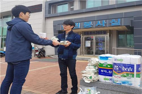"""진안군 """"재활용 종이팩 모아오면 화장지 드려요"""""""