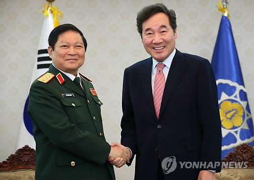 """이총리 """"베트남은 신남방정책의 핵심 파트너"""""""