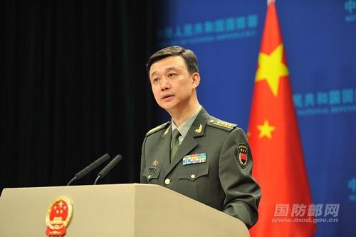 """중국 국방부 """"최근 공군이 순찰한 섬은 대만섬"""" 확인"""