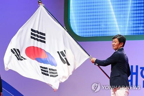 Los atletas surcoreanos regresan a casa tras los JJ. OO. de Río