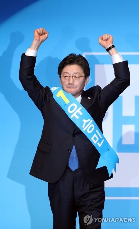 El candidato del Partido Bareun recibe presión para fusionar su candidatura