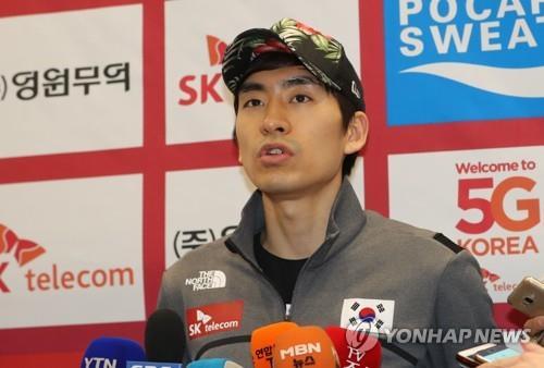 El veterano patinador velocista Lee Seung-hoon busca agregar un nuevo capítulo a su creciente legado