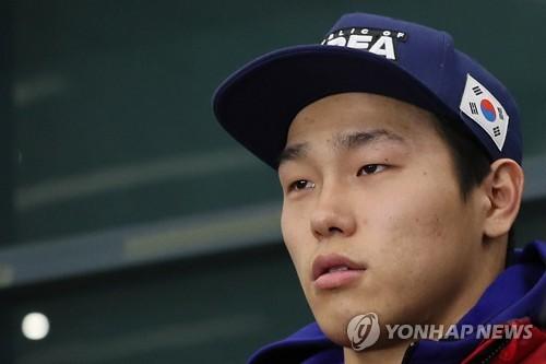 El piloto de 'skeleton' Yun Sung-bin busca convertirse en el verdadero número uno del mundo con el o..