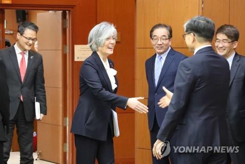 Canciller: Corea del Sur trabaja en la participación olímpica de Corea del Norte sin infringir las sanciones internacionales