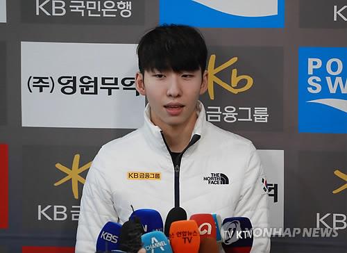 Las lesiones no evitarán que el patinador de velocidad Lim Hyo-jun brille sobre el hielo