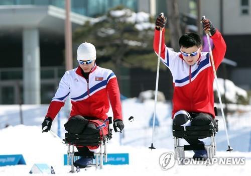 Los paralímpicos norcoreanos partirán de Corea del Sur el jueves
