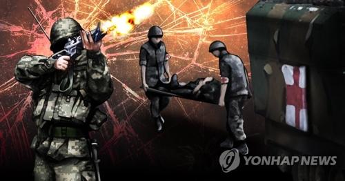 (AMPLIACIÓN) Un soldado muere por una herida de bala en la cabeza en un puesto de guardia fronterizo