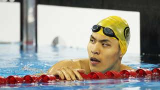 최규웅, 군인올림픽 남자 평영 200m 은메달