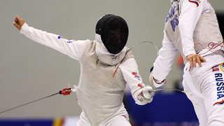 한국, 군인올림픽 남자 플뢰레 단체전 은메달