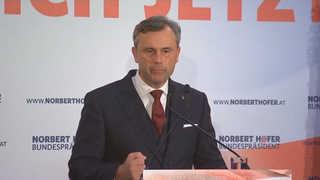 오스트리아 오늘 대선 '유럽의 트럼프' 당선되나
