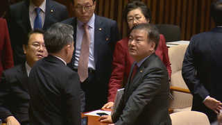 '탄핵 찬반' 명단공개 법정공방으로…새누리, 표창원 고소