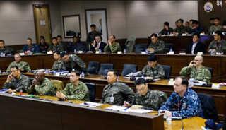 한미 '대잠수함전 회의' 열고 北SLBM 대응 모색
