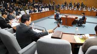 '탄핵 표결' D-4…국조특위, 청와대 기관보고 개시