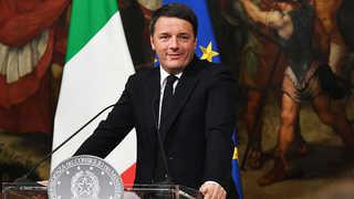 이탈리아 개헌 국민투표 부결…렌치 총리 사퇴 선언