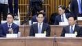 Des chefs de conglomérats se présentent devant la commission d'enquête parlement..