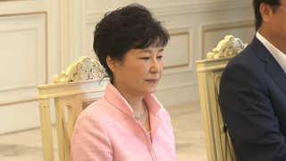 """박 대통령, 탄핵대비 모드 직행…""""담담히 갈 각오"""""""