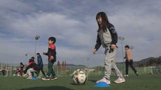 경남 진주서 이민자와 함께하는 축구교실 개최