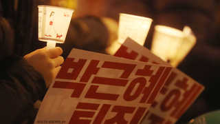"""영하 날씨에도 타오르는 촛불…""""전국 104만 참여"""""""