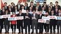 Vingt-neuf députés quittent le parti au pouvoir, un début de scission