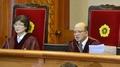 La 1ère séance du procès en destitution de Park s'achève