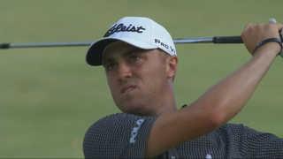 토머스, PGA 투어 72홀 최소타 기록…2주 연속 우승