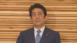 소녀상 초강수 일본 아베, 지지율 67%…전달보다 6%P 올라