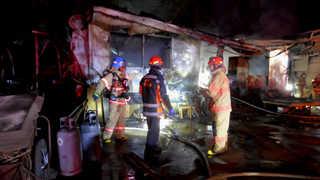 [사건사고] 벽면에 차량 추돌해 운전자 사망…단독주택 화재 外