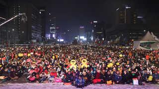 [뉴스초점] 설 연휴 전 마지막 집회…이재용ㆍ김기춘ㆍ조윤선 변수