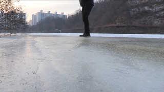 맹위 떨치는 한파…전국 '겨울왕국'