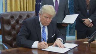트럼프 보호무역 '잰걸음'…기업들 '발등의 불'