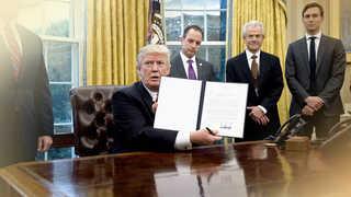 """""""미국 TPP 탈퇴는 기회"""" 중국 회심의 미소"""