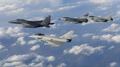 Déploiement d'armes stratégiques américaines lors des prochains exercices conjoi..