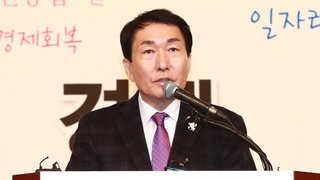 자유한국당 안상수, 오늘 대선출마 선언