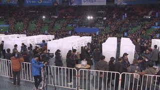 민주, 선거인단 모집 12일만에 100만명 돌파
