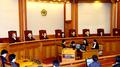 El Tribunal Constitucional refrenda la destitución de la presidenta Park