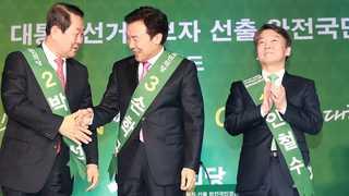 국민의당 2차 '호남대전'…안철수, 문재인 겨냥 공세 고삐
