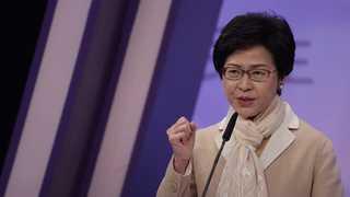 새 홍콩수반에 中노골적 지지한 캐리 람…'친중' 홍콩 예고