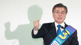 문재인 대세론 확인…비문 '후보 단일화' 향배는