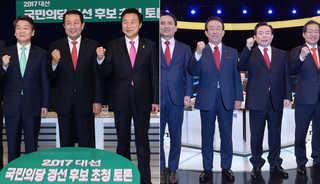 국민의당 'TK 공략'…한국당, 여론조사 돌입