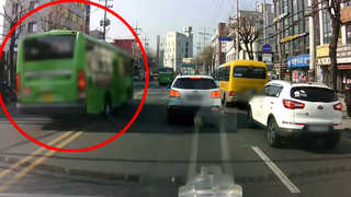 """안전운전 하세요""""…봄철 버스 불법운행 집중 단속"""