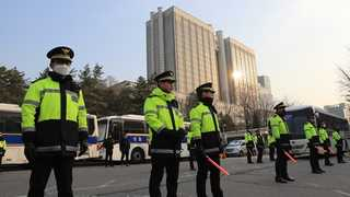 박근혜 전 대통령 운명의 날…오늘 법정선다