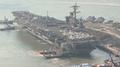 Corea del Sur: EE. UU. envía un mensaje a Corea del Norte con su portaaviones nu..