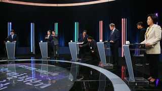 5당 대선후보, 오늘 네 번째 TV토론서 격돌