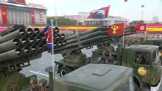 북한 오늘 창군절…한반도정세 중대고비