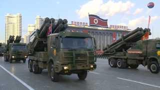 """북한 창군일 대형도발 우려…군 """"만반의 태세"""""""