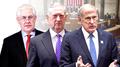 Trump trata de presionar a Pyongyang para desmantelar sus programas nucleares y ..