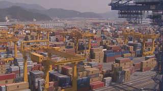 산업부, 올해 수출증가율 2.9%→6∼7% 대폭 상향